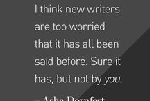 Writing...Prompts...Etc...