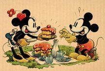 Mickey & Minnie / Disney icons