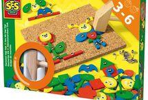 Jeux/jouets en bois