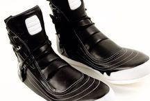 Black Autumn Sneakers