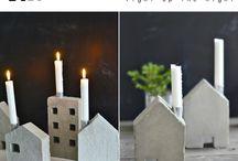 DIY Béton , Concrete