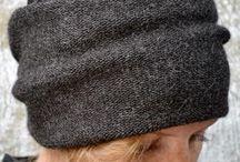 Knitting: Scarfs & Hats