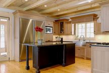 Light cabinets - Kitchen ideas / Kitchens with maple or blonde cabinets