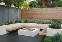 BBQ seating design