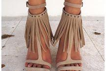 Sandals / Sandały Inspiracje