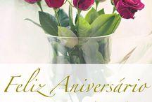 Parabéns Aniversario