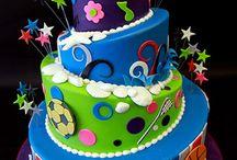 Cakes / by Jennifer H