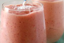 Smoothies und andere Drinks