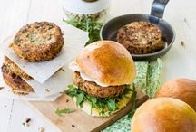 VeggieBurger, Sandwich & Bagels
