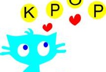 K-pop. ;D / by Amelie Roy