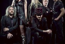Nightwish, Within Temptation and so on (: