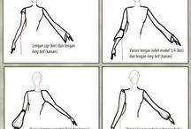 lengan kebaya