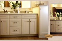 Bath Inspiration / by Giesken's Cabinetry & Floor Covering