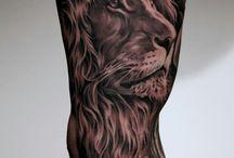 lion tattos