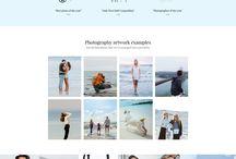 Website Design Inspiration / Website Design, Website Layout, Website Design Inspiration