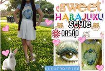 OASAP Sweet Harajuku Style / Sponsor by OASAP Sweet Harajuku Style