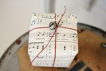 Wrap it up / by Martha Bennett