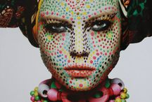 Ayami nishimura / Makeup artist  / by Mizzy Alparaque