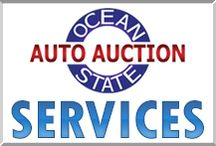 Auction Services / Services offered at Ocean State Auto Auction