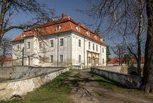 Mierczyce - Pałac
