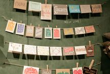 Handmade Festival Stall Display Ideas