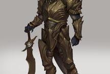 Dragonborn & Lizardfolk