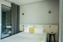 Nos chambres / De la chambre Classique à la Suite junior, venez découvrir une décoration au mélange contemporain et moderne.