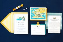Wedding Stationary | Papelaria de Casamento