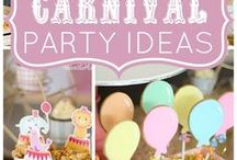 Party Time! Kids Birthdays and More