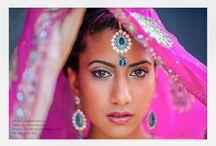 South Asian Makeup and Hair
