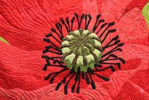 quilts: poppy ideas