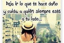 Frases que me gustan.