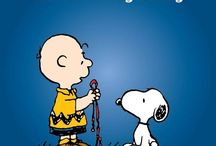 Snoopy, love is---