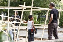 Adventure Play + Participatory Building