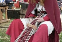 Viking weaving