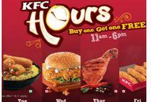 KFC Classics Buy 1 Get 1 Free Everyday