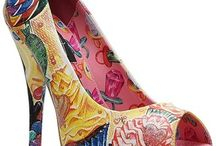 Shoes, shoes, shoes / by Emma Pickens