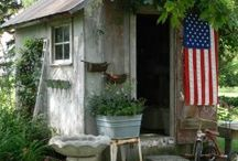 Potting Shed Ideas / by Cindi King