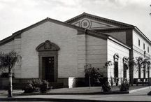 Beverly Hills Post Office / Built in 1938 the historic Beverly Hills P.O.