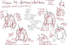 Drawing Clothes