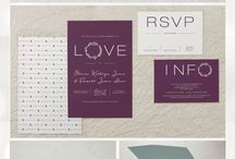 Wedding Invitations/save the date