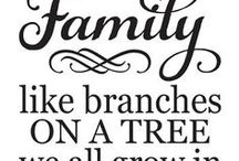 Family Focused / Ideas for family reunions!