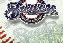 Milwaukee Brewers! / by Nana