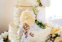 Wedding cakes / My wedding cake designs
