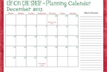 Elf On the Shelf / by Suzette Scarbrough