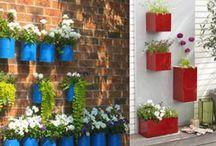 Garden ideas / Ideas for our garden