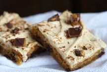 BLONDIES / Best ever blondie recipes