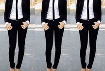 Classy Ladies / How to look classy and sexy at the same time.