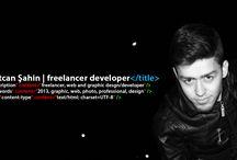 Web Design / Kendi yaptığım web tasarımlar.