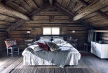cabins.